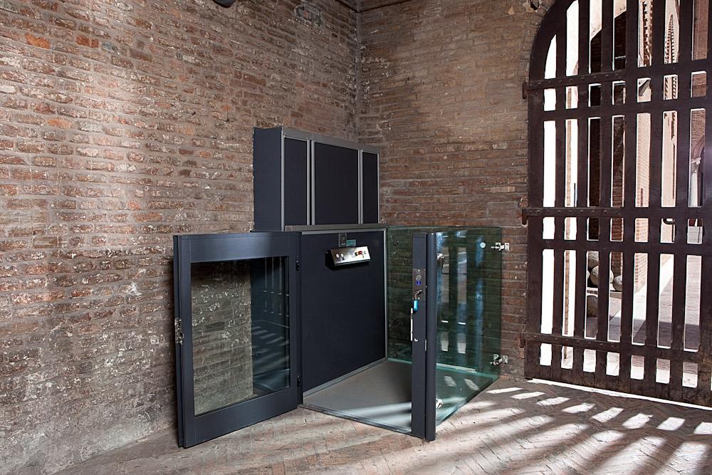 Platformlift liften vb - Mini ascensori da interno ...